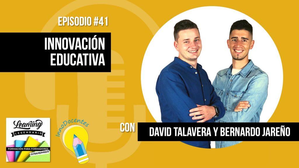 Podcast innovacion educativa megapack