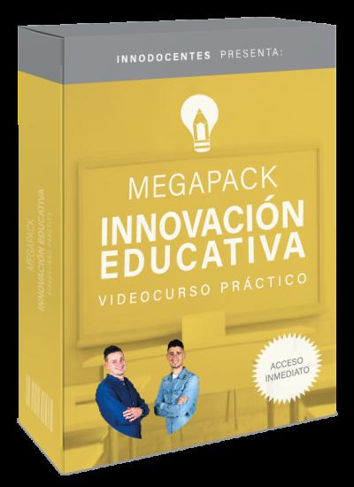 Innodocentes Megapack innovación educativa